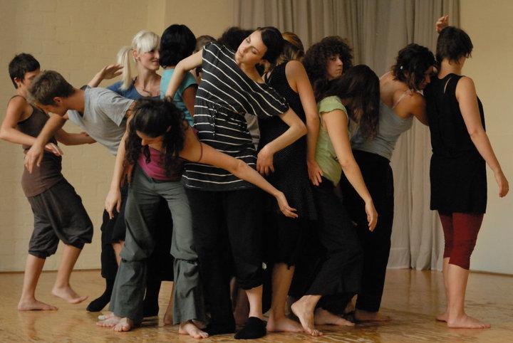 sylvain dance dmt group