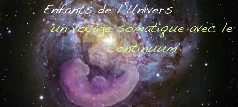 Fruits de la Terre – Enfants de l'Univers, une exploration somatique avec le Continuum 28-30 décembre2020