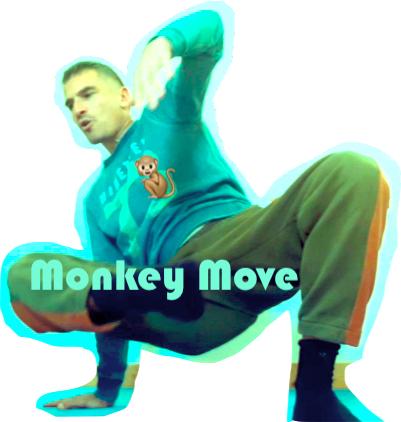 monkey move